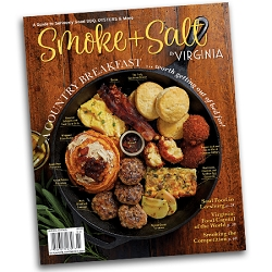 Current Issue: Smoke & Salt 2019