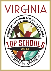 State of Education 2014 Winner's Window Decal (5