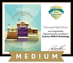 Official State of Education 2018 Winner's Plaque, M (13