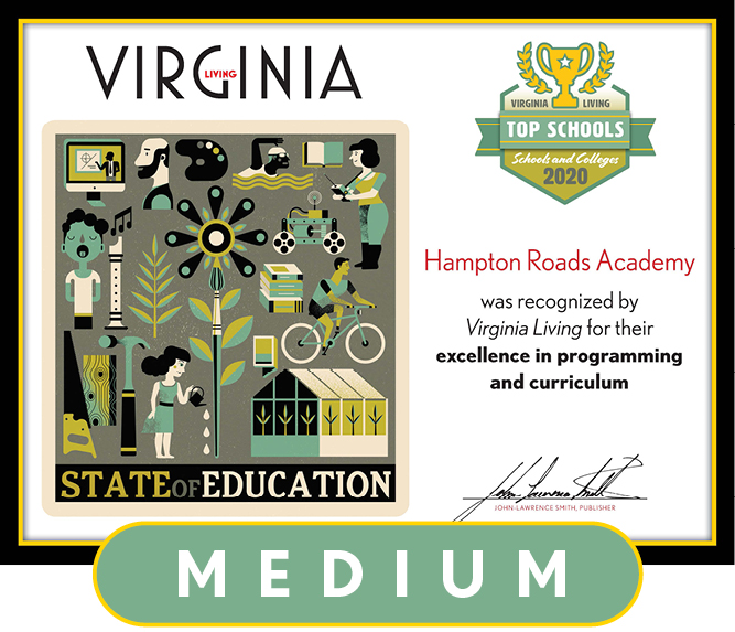 Official State of Education 2020 Winner's Plaque, M (13